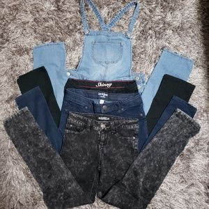 Other - BUNDLE!!!.. 4 Girl's jeans